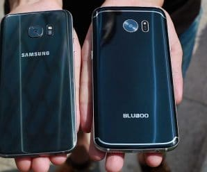 Bluboo Edge el mejor clone del galaxy S7 Edge