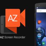 Grabar la pantalla de nuestro android