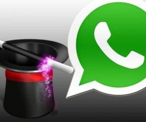 Trucos ingeniosos en whatsapp