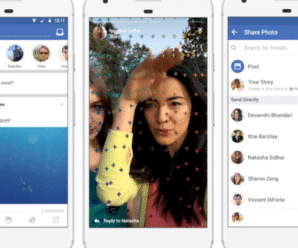 Facebook stories para nuestro android