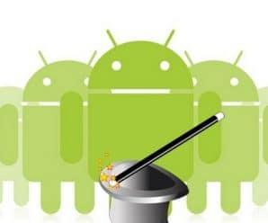 Nuevos trucos para dispositivos android