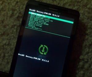 Actualización forzada para android