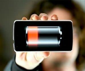 Forma de cuidar la batería de un android
