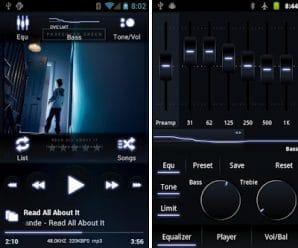 Reproductor de música para android