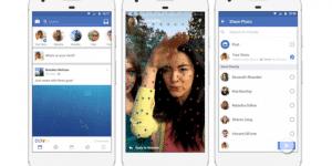 Facebook stories para nuestro android
