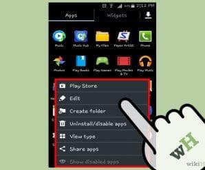 Ocultar aplicaciones en tu Android