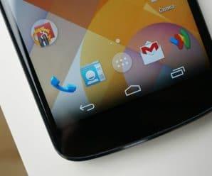 Pasos para activar la barra de navegación en el Android