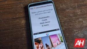 La aplicación Mimeo Photos te permite crear álbumes de fotos, rompecabezas y más