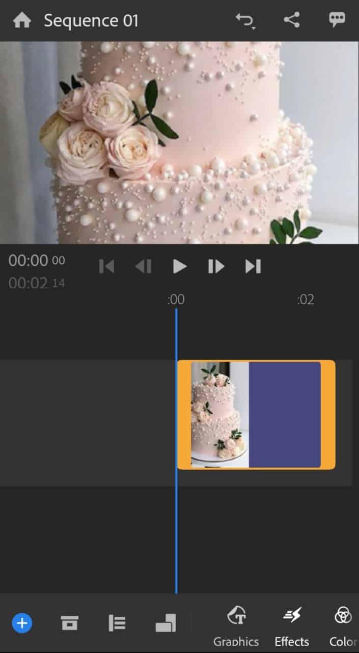 Imagen de Adobe Premiere Rush