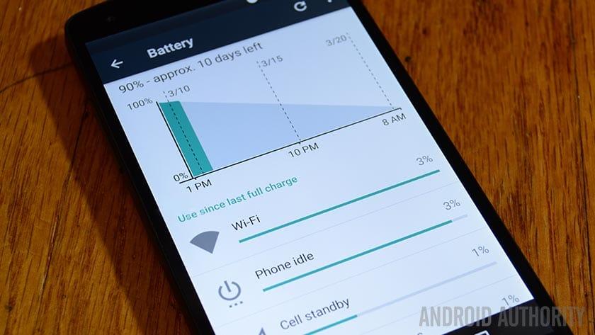las mejores aplicaciones de ahorro de batería para Android
