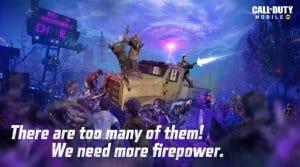 Call of Duty Mobile recibe Undead Siege al final del mes