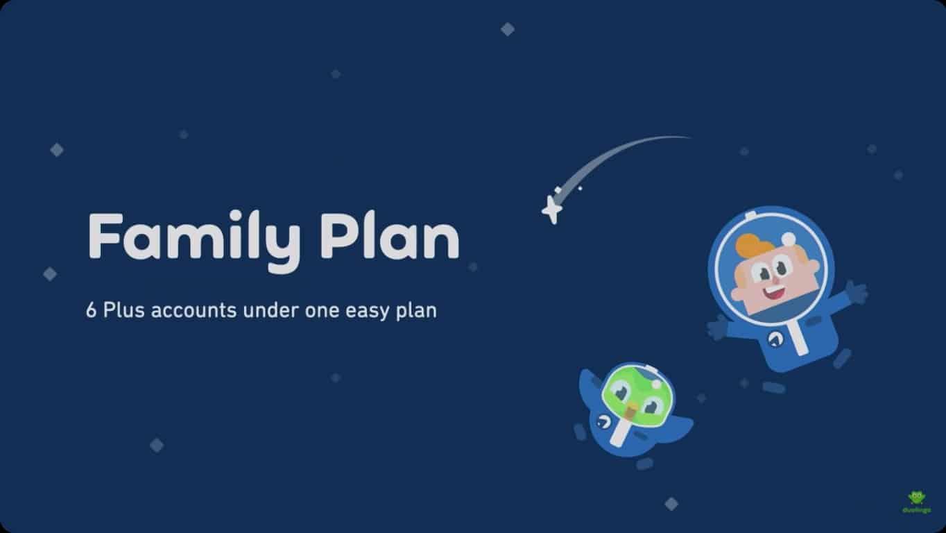 Duolingo agrega cinco cursos de idiomas más y un plan familiar