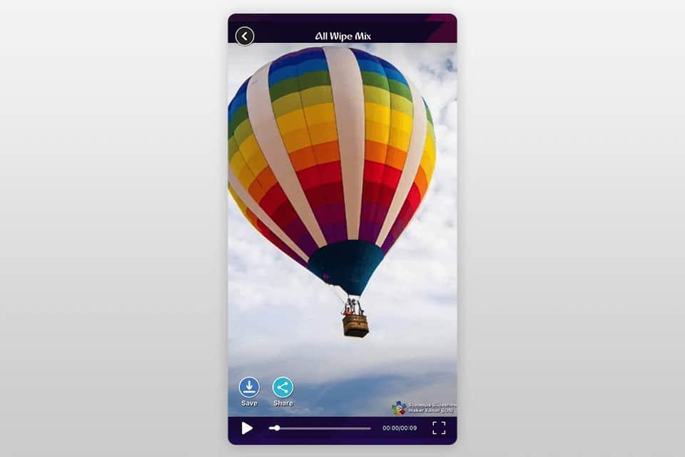 Cómo hacer una imagen de tutorial de Android de presentación de diapositivas 5