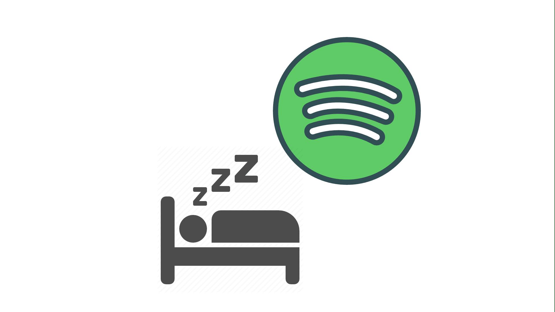 Spotify timer para dormir