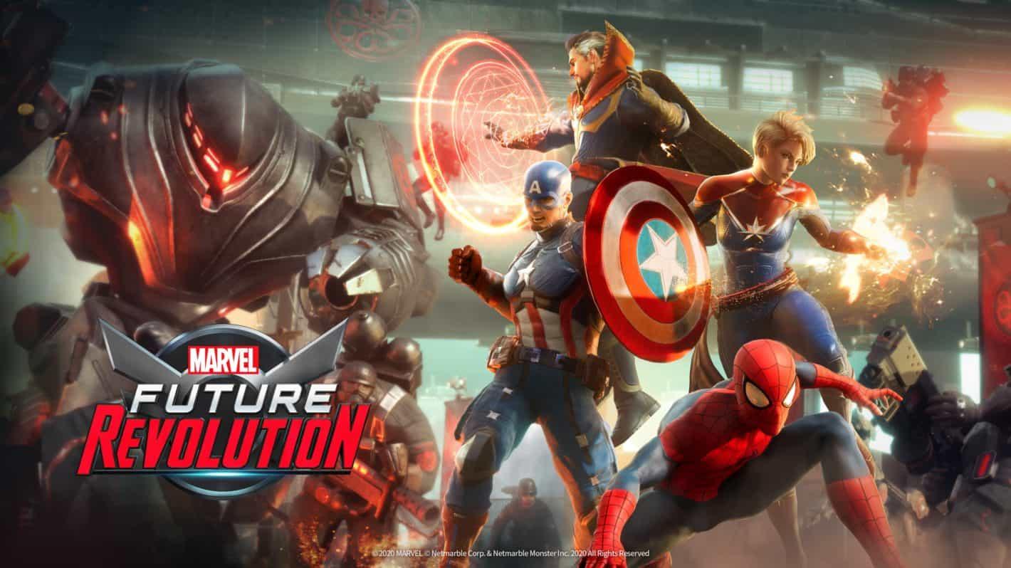 La preinscripción está lista para el nuevo juego de rol de acción de mundo abierto de Marvel
