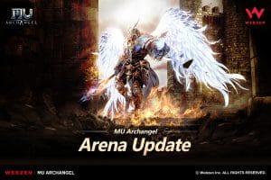 La actualización MU Archangel 1.0.4 agrega una nueva arena, eleva el límite de nivel y más