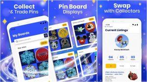MagicPin es una aplicación de intercambio de pines coleccionables de Disney lanzada recientemente