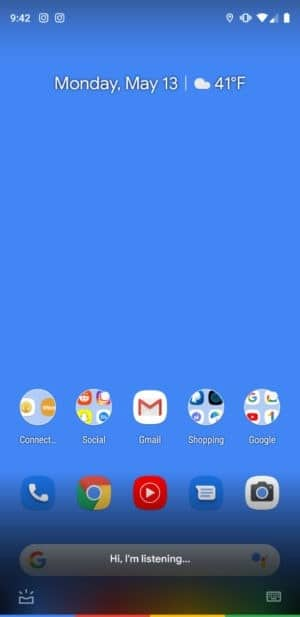 New Google Assistant design