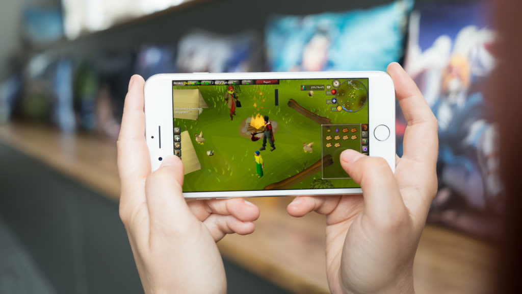 Old School RuneScape Móvil Android