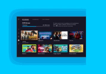 La nueva aplicación de Sling TV es Fire