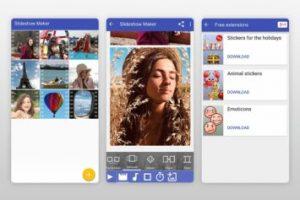 Cómo hacer una presentación de diapositivas en un teléfono Android