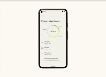 El nuevo panel de privacidad de Android 12 facilita la revocación de permisos de determinadas aplicaciones