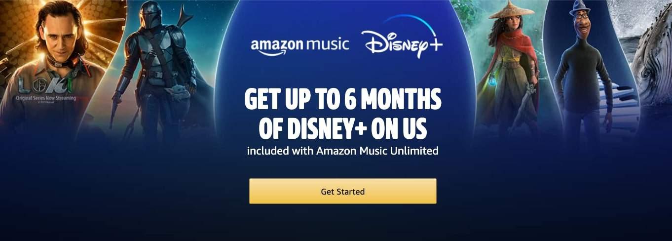 ¡Así es como puedes obtener 6 meses de Disney gratis!