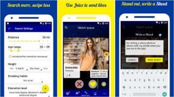 Twinkle es una innovadora aplicación de citas sin suscripción que se desliza hacia la izquierda al deslizar