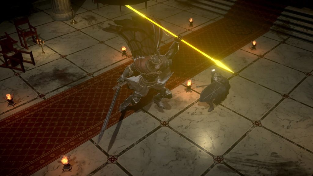 Animus: Revenant es un Slasher similar a las almas, ya disponible para Android