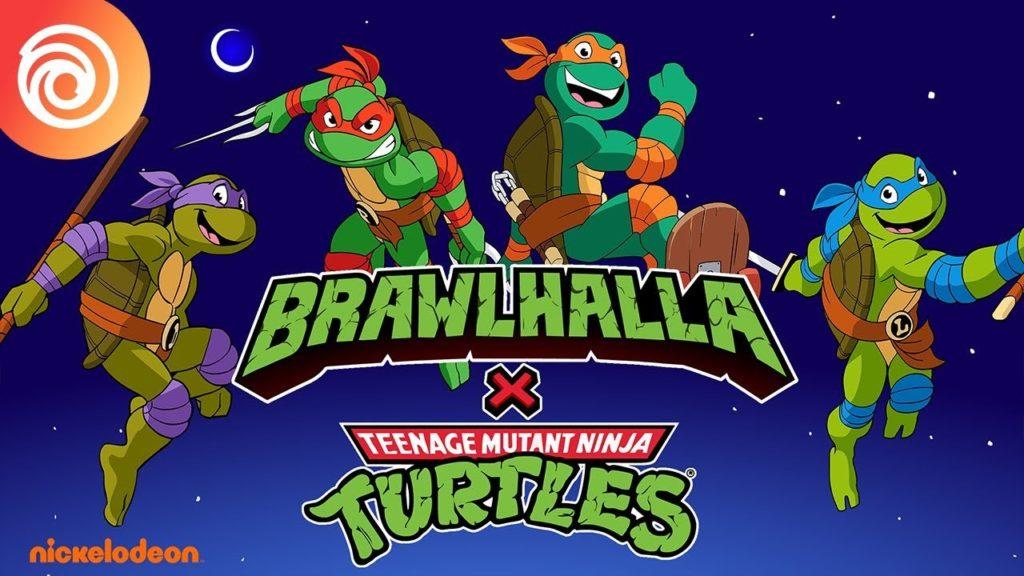 Brawlhalla recibirá contenido de Tortugas Ninja mutantes adolescentes este mes