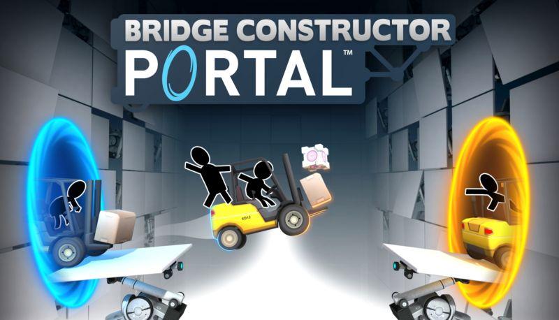 Todos los juegos de Bridge Constructor están actualmente a la venta