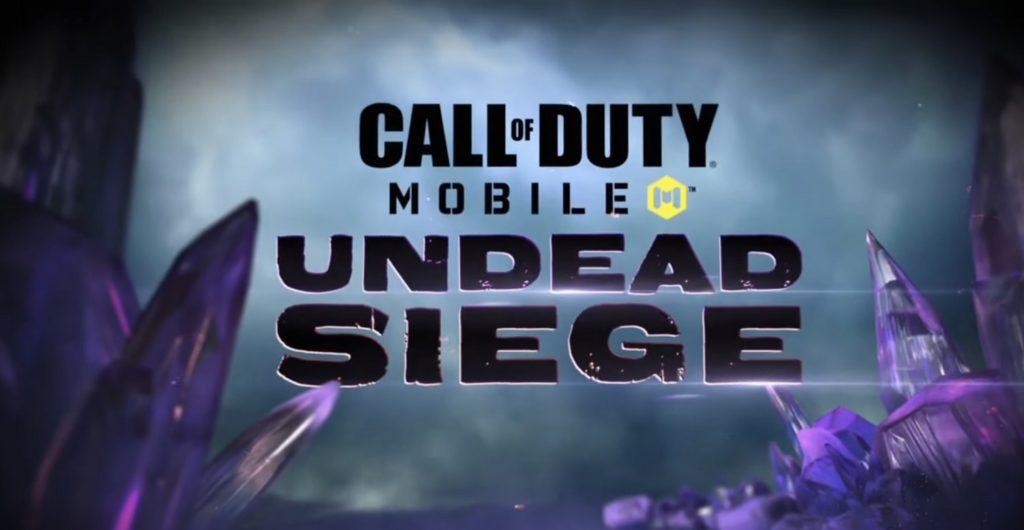 Los zombis están regresando a Call of Duty Mobile