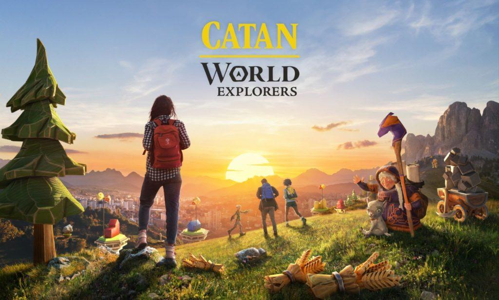 Catan - World Explorers, la versión AR de Niantic en el juego de mesa, se está cerrando
