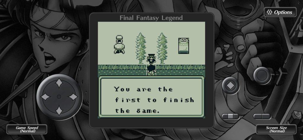 La colección de SaGa Final Fantasy Legend ha aterrizado en Play Store