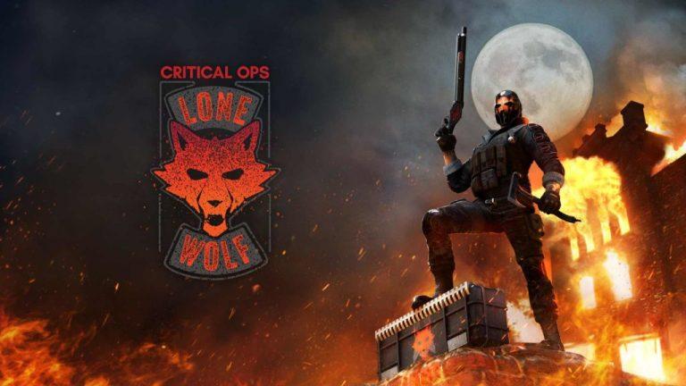 Critical Ops lanza un nuevo modo Lobo solitario