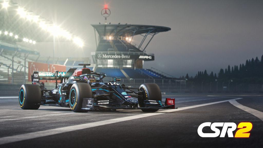 El próximo evento CSR Racing 2 lleva a los jugadores a Europa