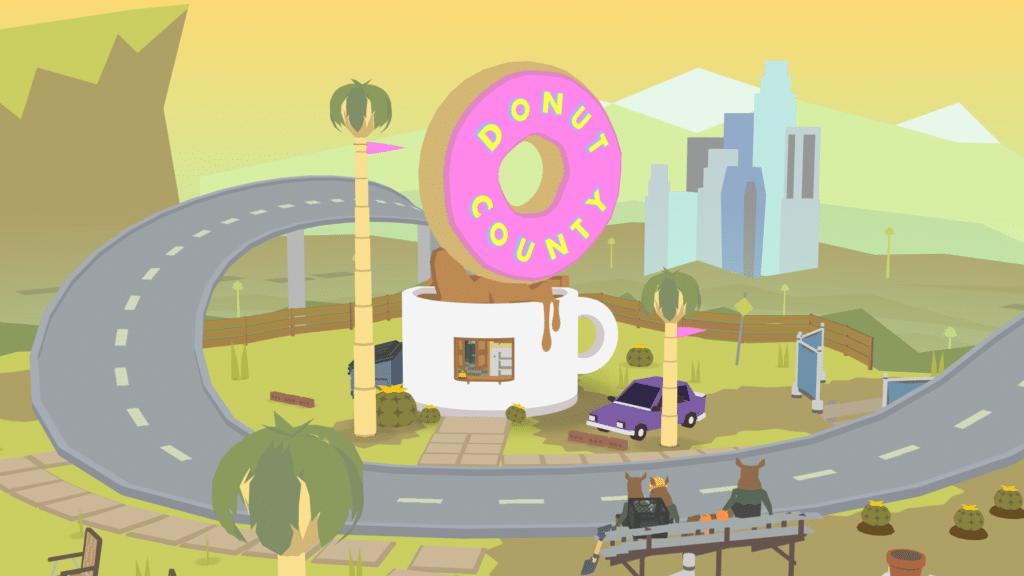 Donut County cuesta menos de la mitad de precio en Android en este momento