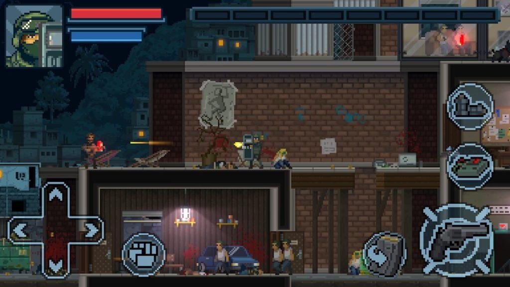Ambos juegos de Door Kickers están actualmente a la venta en Play Store