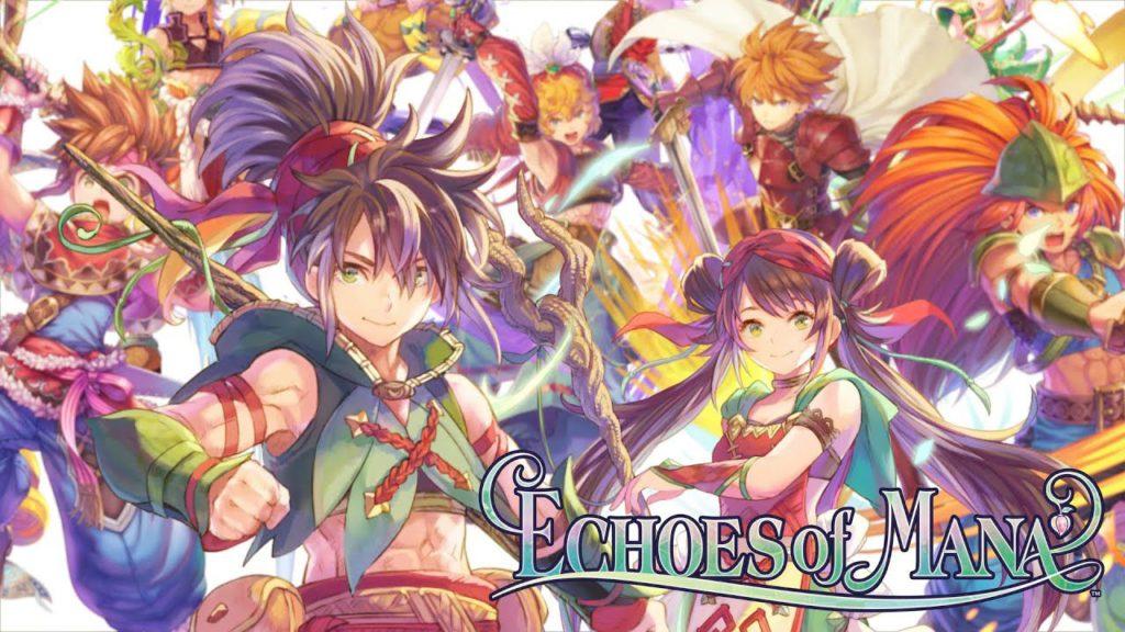 Aquí está el tráiler del Tokyo Game Show para los próximos ARPG Echoes of Mana