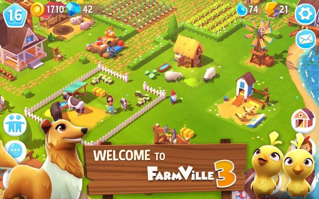 Farmville 3 se lanzará en todo el mundo el 4 de noviembre