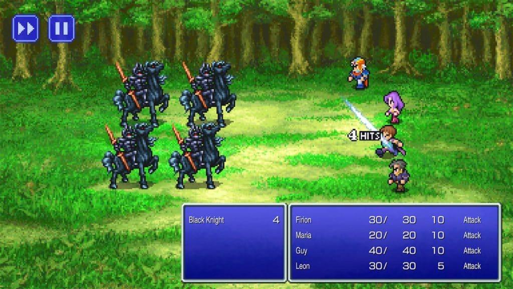 Los primeros tres Remasters de Final Fantasy Pixel ya están disponibles en Play Store