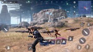 Square Enix transmite imágenes de juego de Final Fantasy VII: The First Soldier