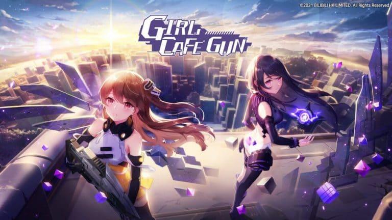 Bullet Hell Action RPG Girl Cafe Gun ya disponible para Android