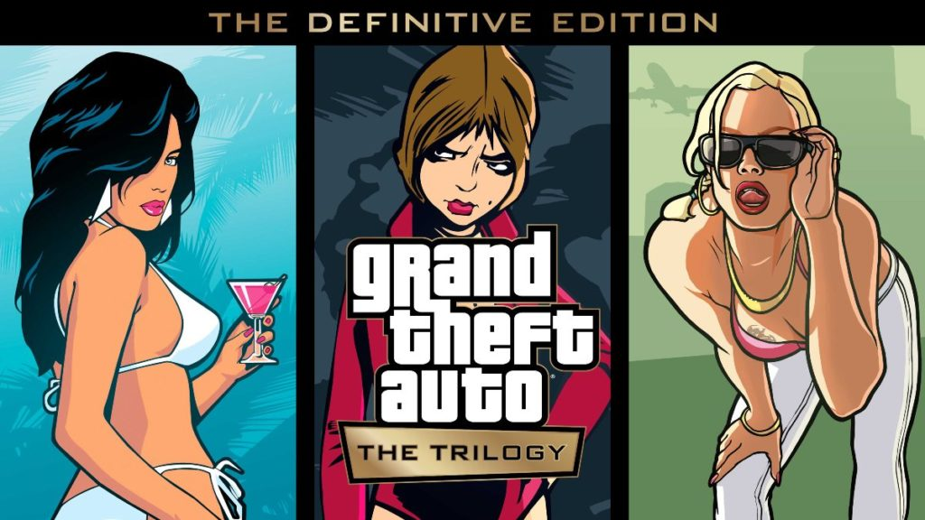 Grand Theft Auto: The Trilogy - The Definitive Edition llegará a Android el próximo año