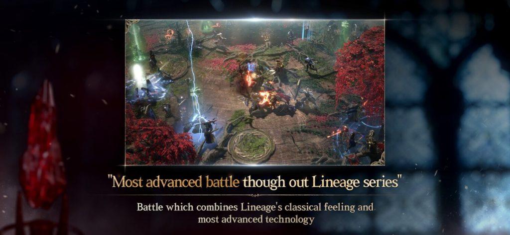 La preinscripción está disponible para el próximo MMO Lineage W de NCSoft