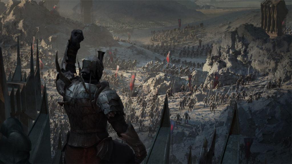 Puedes preinscribirte para El señor de los anillos: Rise to War ahora mismo