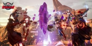 Echa un vistazo a este tráiler del modo PvP de Marvel Future Revolution, Omega War