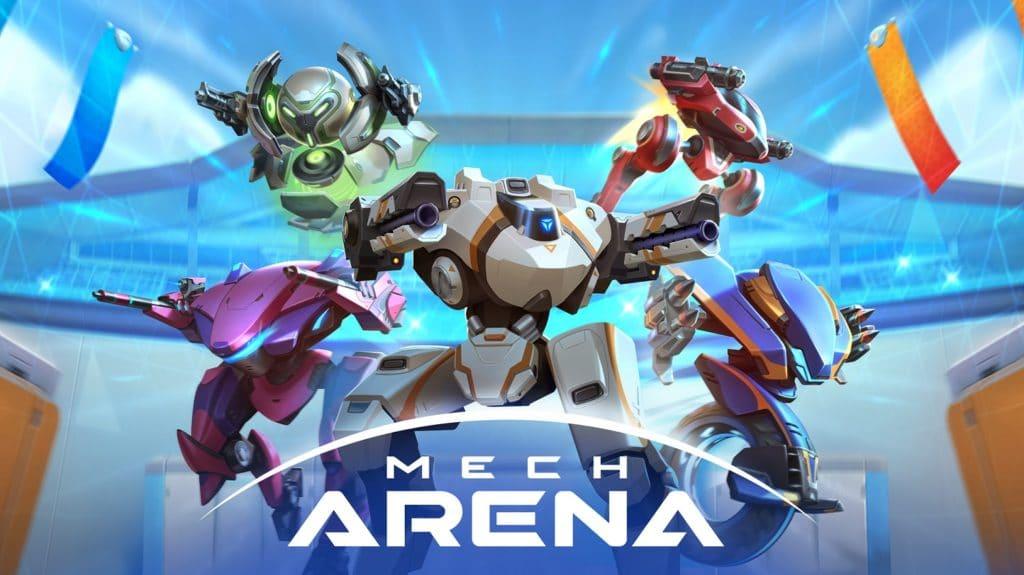 Mech Arena: Robot Showdown es un nuevo Robo Blaster de Plarium
