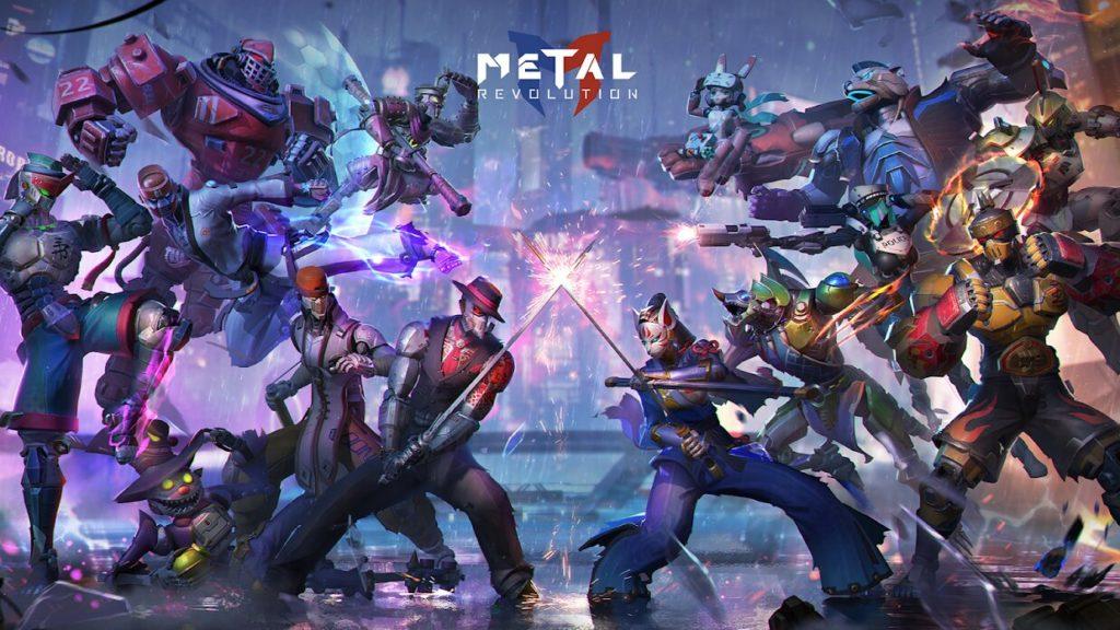 Todo lo que necesita saber sobre la próxima beta de Metal Revolution