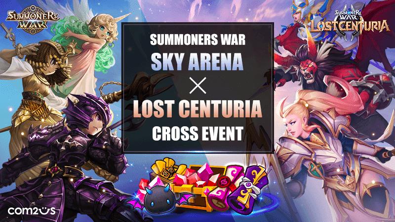 Summoners War: Lost Centuria obtiene un nuevo modo de batalla de arena, monstruos y más a medida que supera los 3 millones de descargas